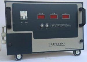 Emergency rectifier